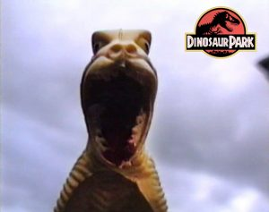 The spellbinding special effects of Dinosaur Park