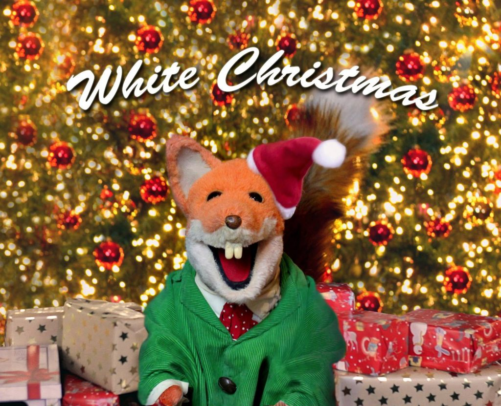 White Christmas by Basil Brush