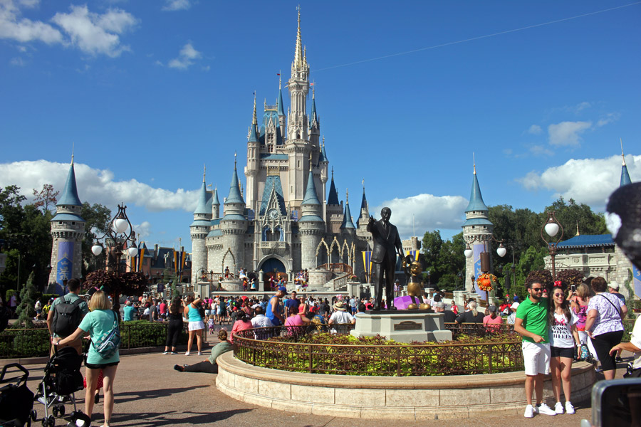 Cinderella's Castle of Magic Kingdom